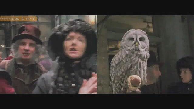 Harry Potter Ve Felsefe Taşı Çekim Hataları Türkçe Altyazı