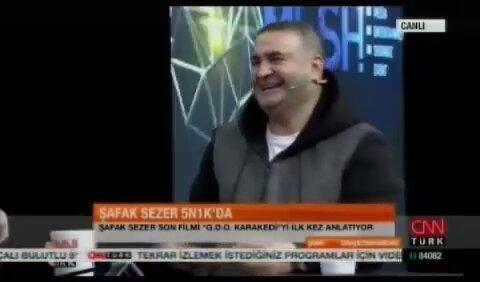 Şafak Sezer | Cüneyt Özdemir ile 5N1K Programı