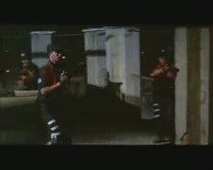 Eşkıya filminin final sahnesi