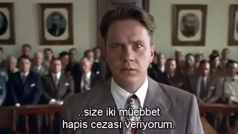 Esaretin Bedeli (The Shawshank Redemption) -1994