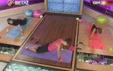 Ebru all Bacak nceltme Ve Kala Sklatrma Pilates Egzersizleri